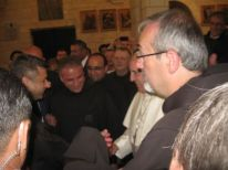 27. two parish priests from Israel and Iraq
