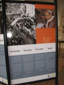 14. exposition visit Pope Paul VI