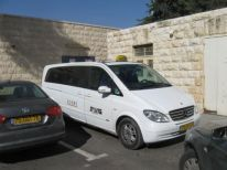 03. the taxi that brings me to physiotherapy