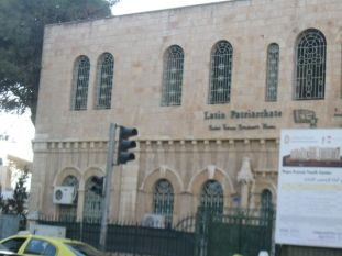 01. students home Latin Patriarchate just in Beit Jala