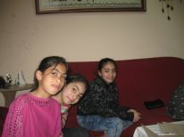 06. from right to left, Amal, Rotajz and a friend