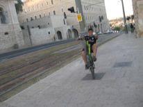 05. biking in the street