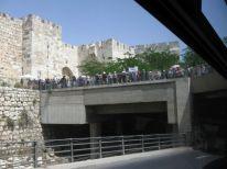 12. many pilgrims for Orthodox Easter