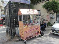 15. coffee at an entrance of Deheisha