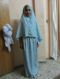 33. Amal in Ramadan clothes