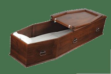 T-1 Coffin from Exodus CoffinWorks, Inc.