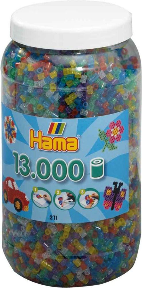 Hama Bugelperlen Maxi Volltonmix In Dose 8570 Bei Www Officeb2b