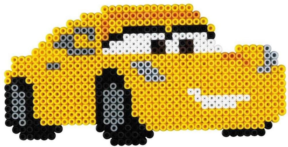 Hama 7938 Bugelperlen Geschenkpackung Disney Cars Ca 4000
