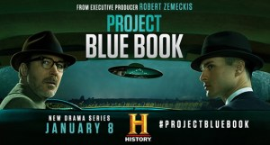 Aliens and Cold War Paranoia Collide in 'Project Blue Book'