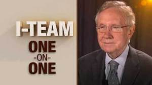 I-Team: Former Sen. Reid Pushing to Solve the Mystery of UFOs
