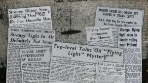 Mystery Remains 50 Years After Hawke's Bay NZ UFO Visit