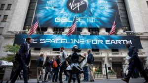 Virgin Galactic to Help Train Astronauts for NASA