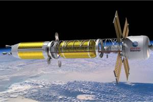 DARPA Awards $14M to Develop Nuclear Rocket Engine for US Military