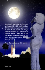 Back Cover of Kennedy's Last Stand. Now available at Amzzon. Click here for autographed copy.