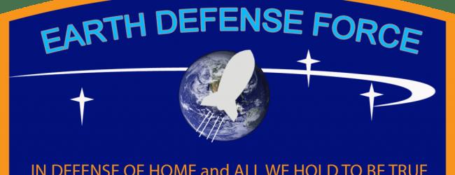 3 Earth Defense Force Logo