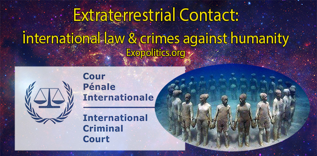 ET Contact iinternational law crimes against humanity