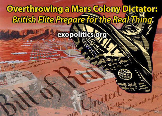 Mars Colony Dictatorship
