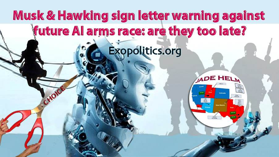 AI Warning by Musk and Hawking