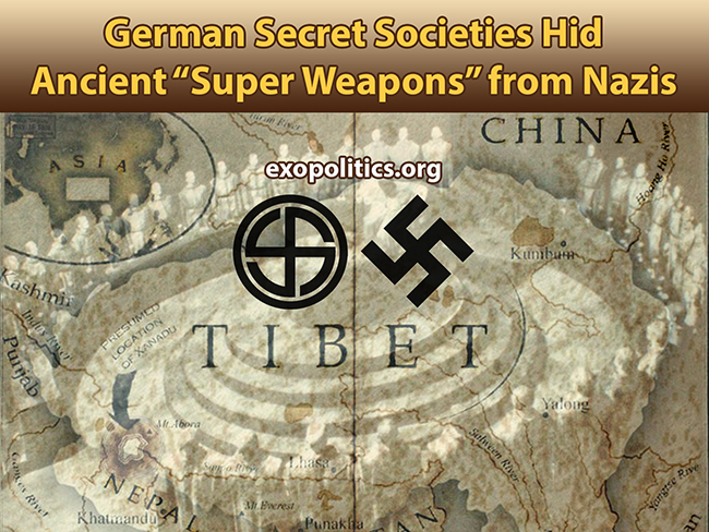 German Secret Societies and Nazis