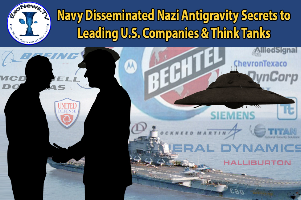 Ep 1 Title Navy disseminates Nazi secrets