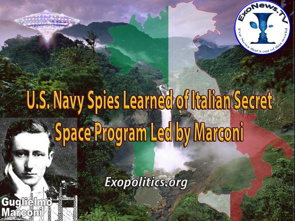 Italian Secret Space Program