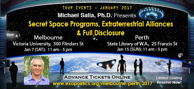 Melbourne Perth Events 2017