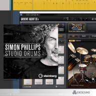Simon Phillips Studio Drums 1