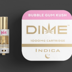 Bubble Gum Kush Cartridge
