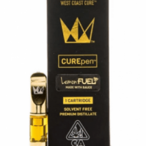 Lemon Fuel SAUCE Cartridge