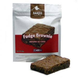 fudge brownie 400mg