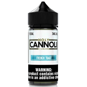 Holy Cannoli French Toast E-juice