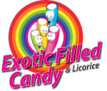 Exotic Filled Candy