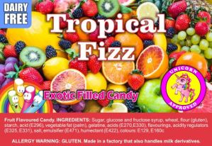 Tropical Fizz