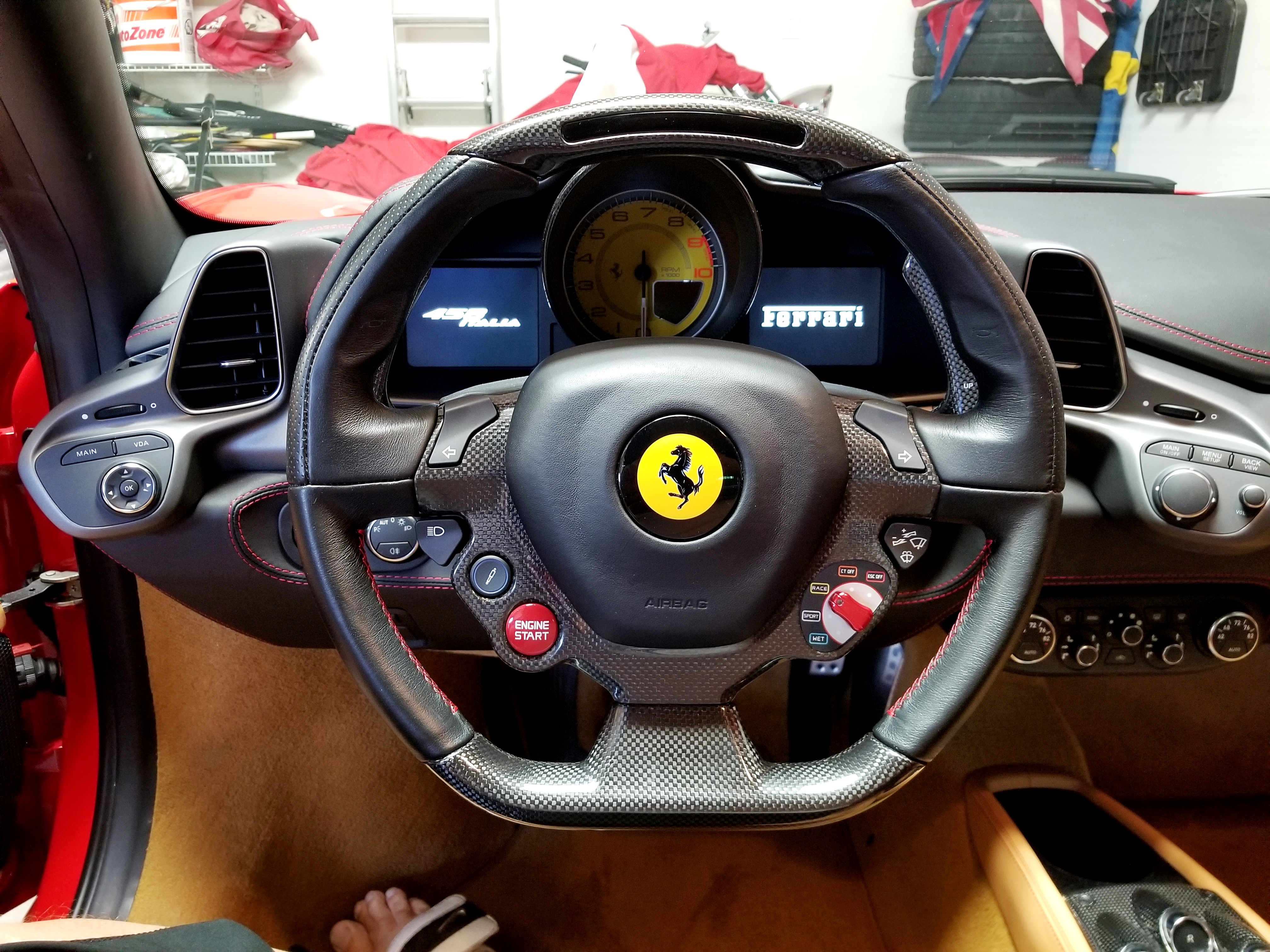 2012 Ferrari 458 Italia Exotic Car Search