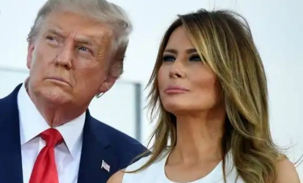 US President, Donald Trump, and wife Melania, test positive for COVID-19