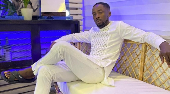 Rapper, Erigga dishes out advice to young boys