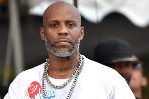 DMX suffers heart attack