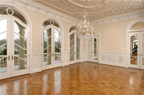Estate Of The Day: $15 Million Baroque Chateau In McLean