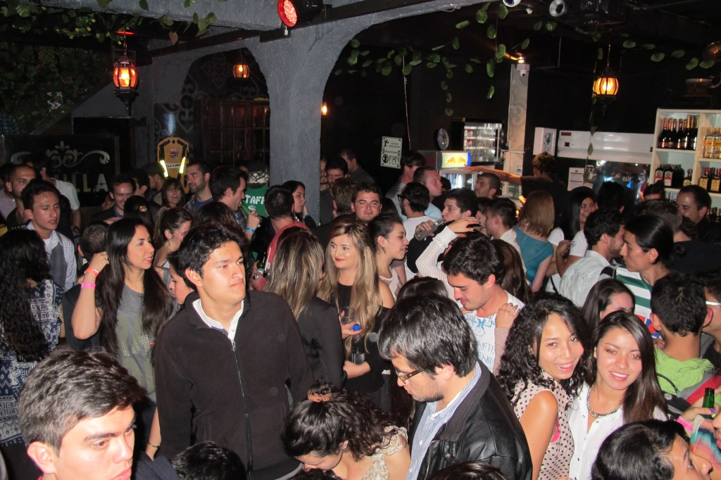 Language Exchange Party in Bogota
