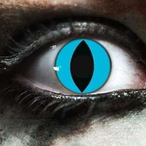 Cheshire Cat Gothika Contact Lenses