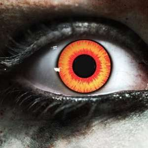 Dragons Breath Gothika Contact Lenses