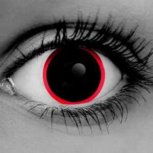 HELLRAISER Gothika Contact Lenses