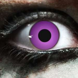 Night Vixen Gothika Contact Lenses