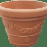 Italy Plastic Pot (IDRA Ø40, 50, & 65)