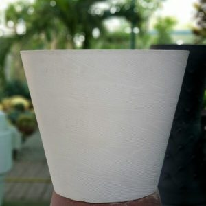 Green Ship Plant Pot
