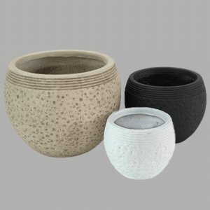 Fiber clay Planter PotFiber clay Planter Pot