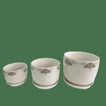 Small Ceramic Plant Pot
