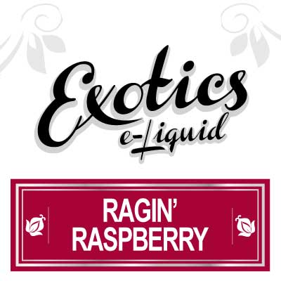Ragin' Raspberry e-Liquid