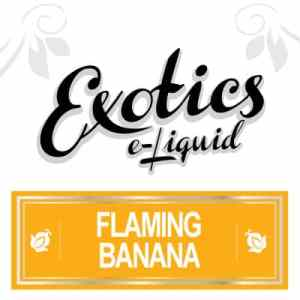 Flaming Banana e-Liquid