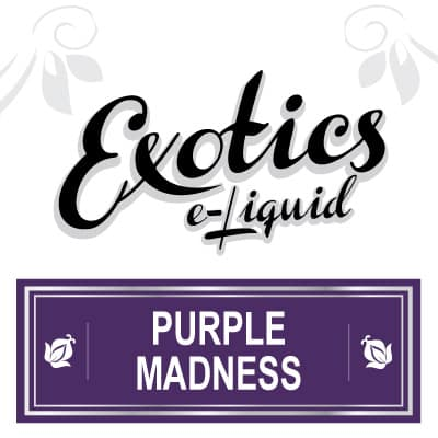 Purple Madness e-Liquid